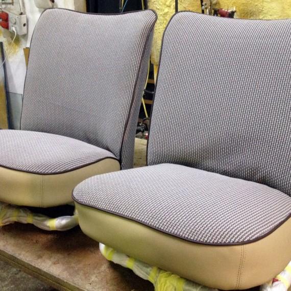 Detallado Completo Exterior Seat 600