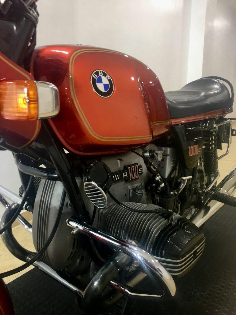 Detallado Completo BMW R100S - Resultado Final